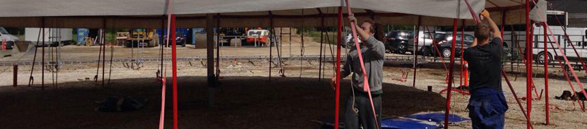 Cirkus for børn og unge i Gellerup